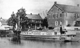 A-beer-boat-is-moored-next-to-the-Anchor-Hotel-in-Walnutport